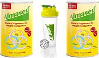 Almased Multi Protein Powder ---Pack-of  2+1 Free Blender Bottle