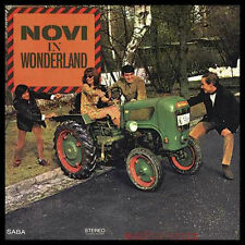 NOVI SINGERS IN WONDERLAND Orginal German SABA Lp NM