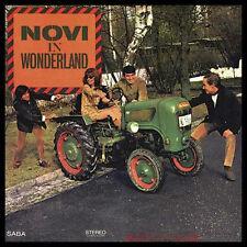 NOVI SINGERS IN WONDERLAND Orginal German SABA Lp NM