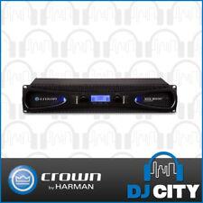 Crown 2 Channel Digital Power Amplifier 1550 Watt