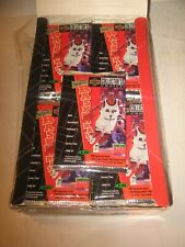 1996-97 Upper Deck Collectors Choice Basketball Series 2,  Packs From Only 1 Box