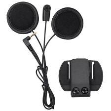 Motorcycle Helmet Speaker Soft Earphone Headset For V6 V4 Fodsports Intercom