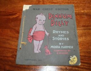 DINKUM DILLY RHYMES AND STORIES BY MOIRA HARMER