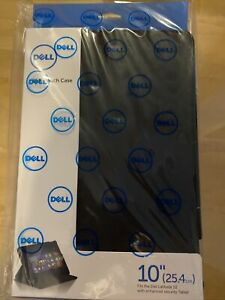 "Dell Latitude 10 Tablet 10"" Black Soft Touch Case"