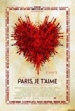 Paris, je t'aime. dvd.
