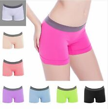 Multi pack (2 Pcs) high quality sports style boyshorts boxers briefs for women's