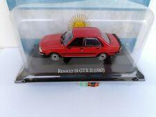 RENAULT 18 GTX II 1987 - ALTAYA 1/43 - NEW