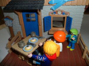 Playmobil Skihütte aus Set 9280