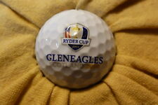 Ryder Cup Golfball..Gleneagles...2014