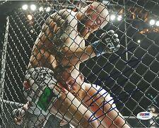 Travis Browne Signed UFC 8x10 Photo PSA/DNA COA Picture Autograph 181 168 130 FX