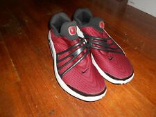 Nike Air Escape Presto Cage Black Pro Red Striped 173281-661 00 Size 11
