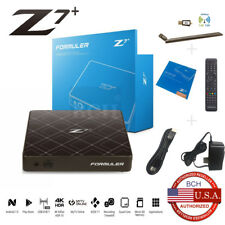 Formuler Z7+ Plus 4K IPTV Quad Core 2GB DDR4 Android 7.1 + Wifi Antenna USA