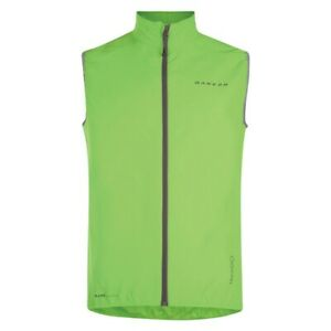 Dare2b Fired Up II Cycling Vest Neon Green