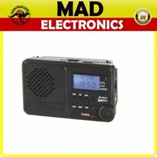 Portable USB Port AM/FM Radios