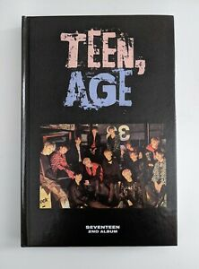 SEVENTEEN Teen, Age album (RS Ver.) + random pc + Minghao stand + poster