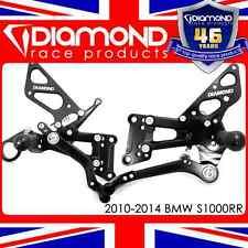 DIAMOND RACE PRODUCTS - BMW S1000RR S1000R 2009 '09 REARSET FOOTREST KIT