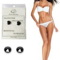 1 Paar Ohrringe Gesunde Magnetische Gewichtsverlust Akupunkturpunkte