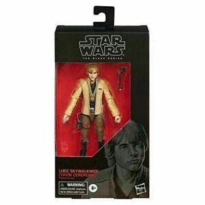 Star Wars Black Series Luke Skywalker (Yavin Ceremony) Action Figure PLEASE READ
