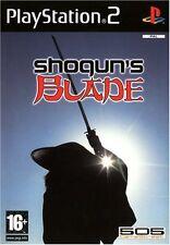 Shoguns Blade (PS2) PlayStation2
