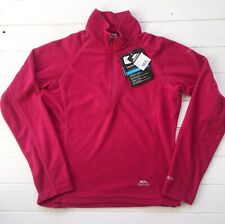 Tresspass Shiner Ladies Fleece | Size S 8 10 | Pink | BNWT