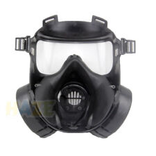 Military M50 Gas Mask CS Field Army Fan Riding Mask Full Face New