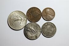 New ListingWorld Coins Useful Lot With Silver B32 Wc41