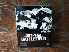 Battlefield 2142 - Asian Collector's Edition Metal Box PC SEALED