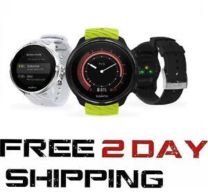 Suunto 9 Multisport GPS Watch w/ Wrist-Based Heart Rate & Multiple Battery Modes