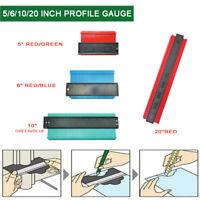 10/20'' Shape Contour Duplicator Profile Gauge Laminate Edge Tiling Shaping tool