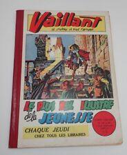 VAILLANT - Reliure numéro 23 (du 439 au 450) -   OCT 1953 ALBUM VINTAGE