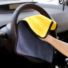 45x38cm Super Thick Plush Microfiber Car Cleaning Cloths Cloth Auto Care 800gBXB