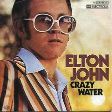 "*ELTON JOHN - 7"" Crazy Water / Chameleon (D,Rocket,1976)"