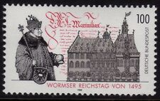 Germany 1995 The 500th Anniversary of the Worm Reichstag SG 2614 MNH