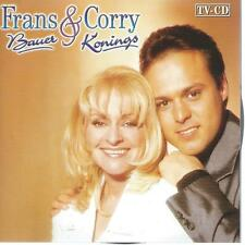 CD album FRANS BAUER & CORRY KONINGS  - HOLLAND