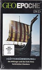 GEO Epoche / DVD / Götterdämmerung / Die Wikinger und das Ende  / Neu/OVP (2)