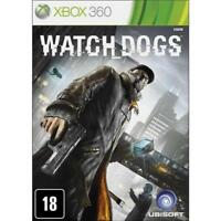 Watch Dogs (Xbox 360, Ubisoft, 2014, Brand New) - Usually ships in 12 hours!!!