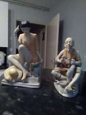Statuette chinoise lot de 2