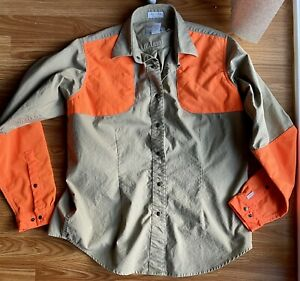 Browning Super Naturals For Her Hunting Shooting Snap Button Shirt XL Nice!