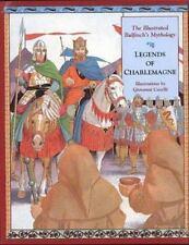 Legends of Charlemagne: The Illustrated Bulfinch's Mythology-ExLibrary