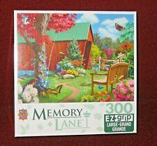 "# Jigsaw Puzzle  ""Memory Lane"" 300 pc."