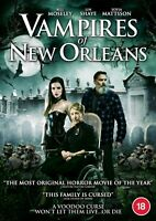 VAMPIRES OF NEW ORLEANS (RELEASED 5th OCTOBER) (DVD) (NEW)