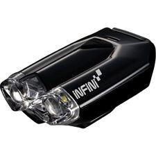 Infini Lava super bright micro USB front light with QR bracket black