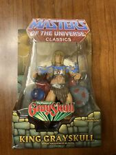 MOTUC MOTU Classics King Grayskull Powers Of He Man