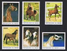 Mint Never Hinged/MNH Horses Beninese Stamps