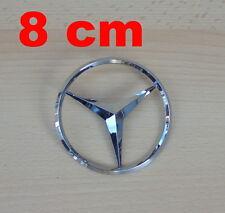 Mercedes Benz Stern Emblem ca. 80 mm / 8 cm