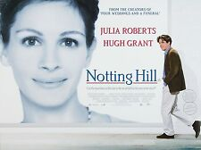 """Notting Hill 16"""" x 12"""" Reproduction Movie Poster Photograph"""