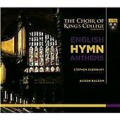 CHOIR OF KING'S COLLEGE CAMB', ENGLISH HYMN ANTHEMS, 12 T SACD FROM 2014, (MINT)