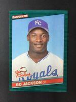 1986 Donruss Rookies Set Break #38 BO JACKSON  * NM-MT or BETTER  A01021313