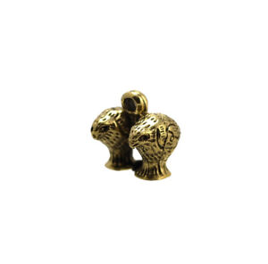 Nokkhoom Magic Bird Thai Amulet Pendant Rich Lucky D52