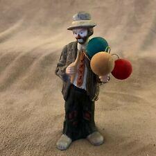 Balloons Clown Emmett Kelly Jr Flambro